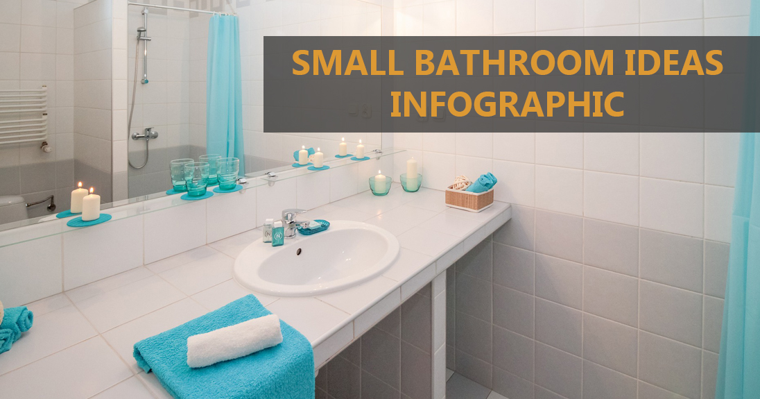 5 Essential Elements of Small Bathrooms | Infographic