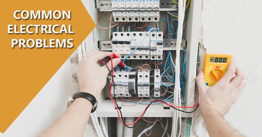 7 common electrical problems in uk homes