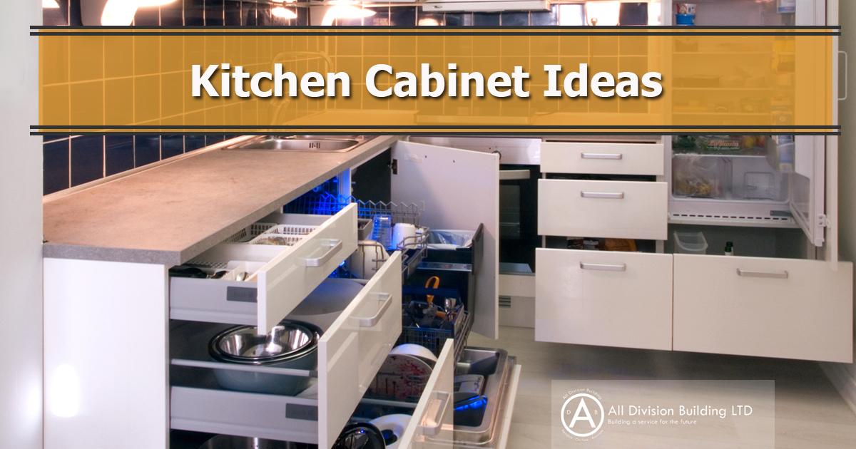 Kitchen Cabinet Ideas Creative Unique And Beautiful