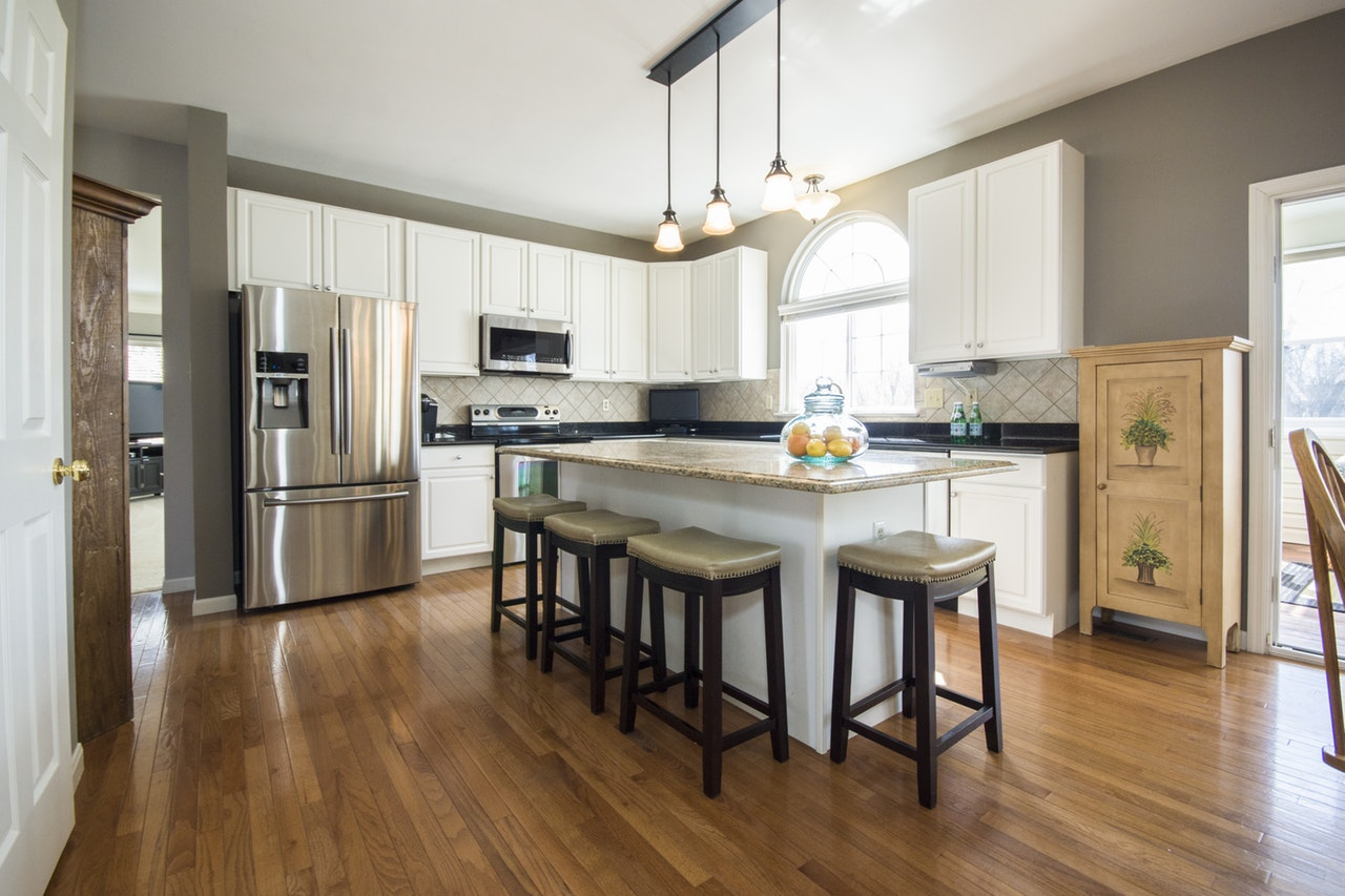 Oak Kitchen Flooring