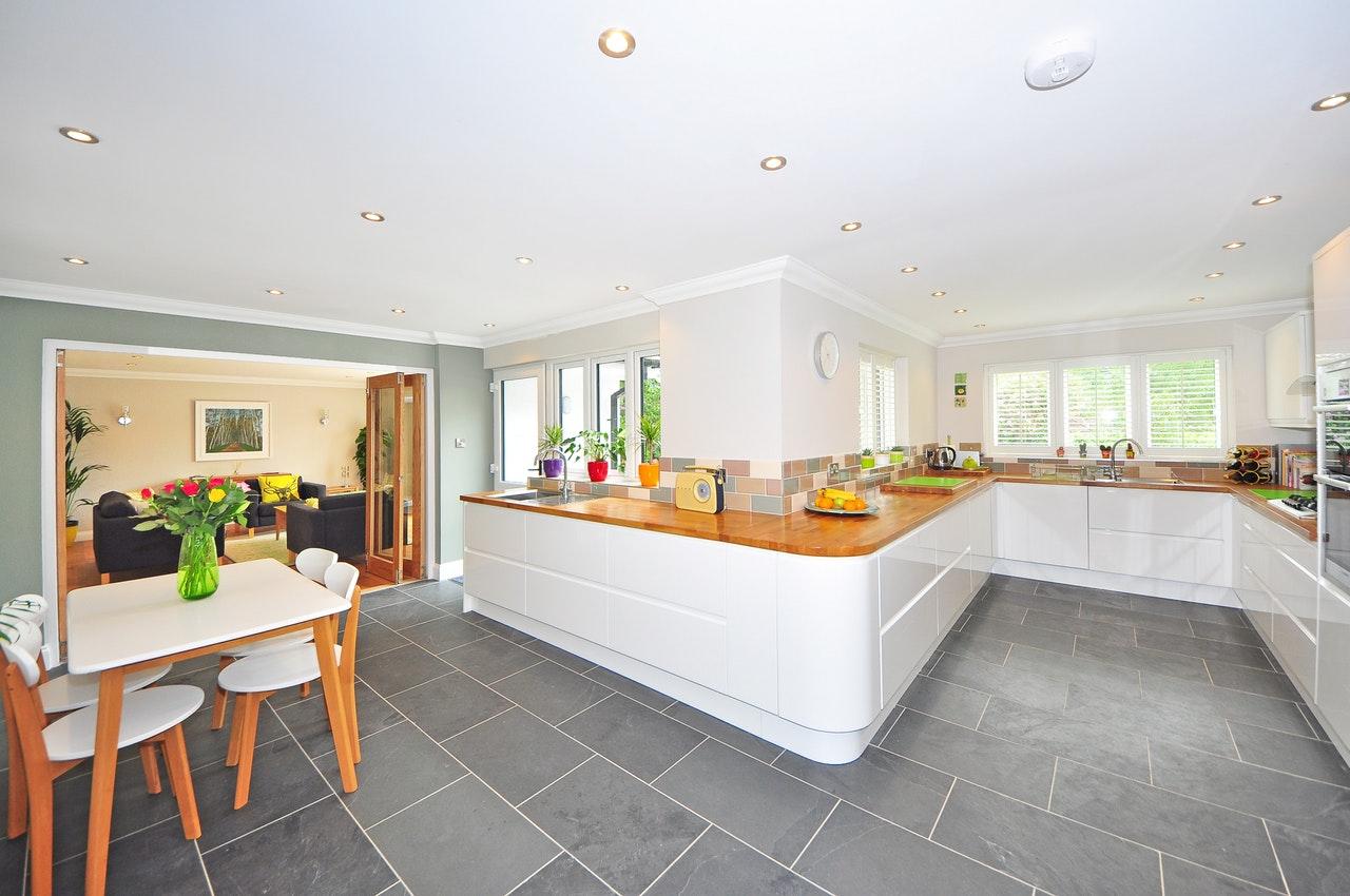 Cork Kitchen Floor Option