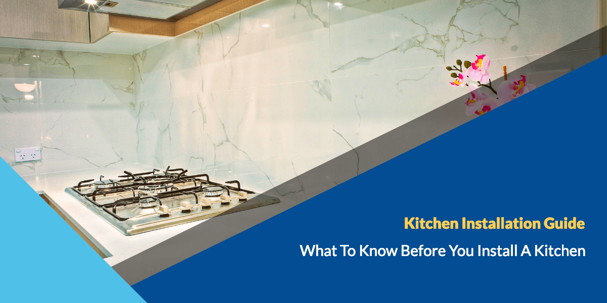 How To Plan A Kitchen – Tips On Planning A Kitchen Installation
