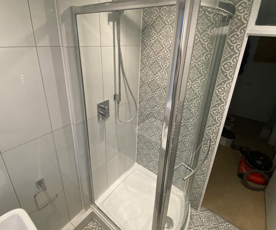 shower rooms kent