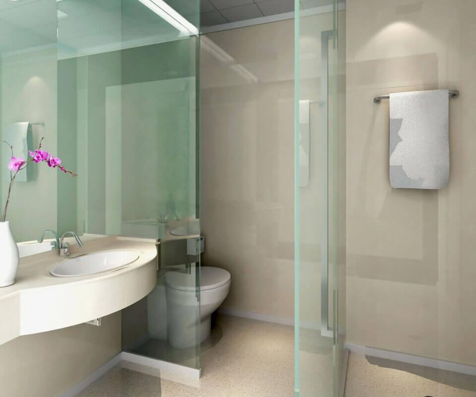 wet room installation in kent